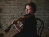 Natalia Prishepenko, violino - light course