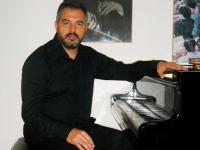 Enrico Stellini, pianoforte