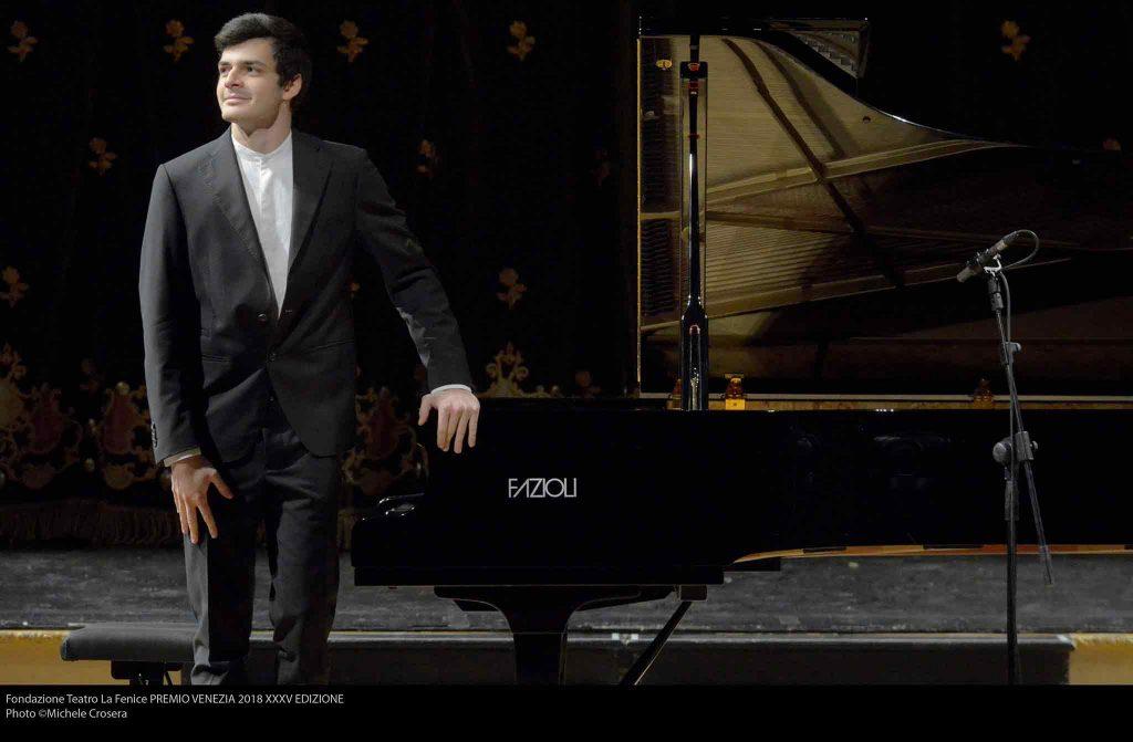 Claudio Berra Premio Venezia, foto di Michele Crosera