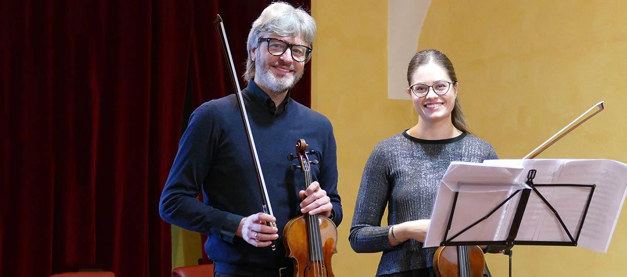 Corso di passi orchestrali con Alessandro Milani