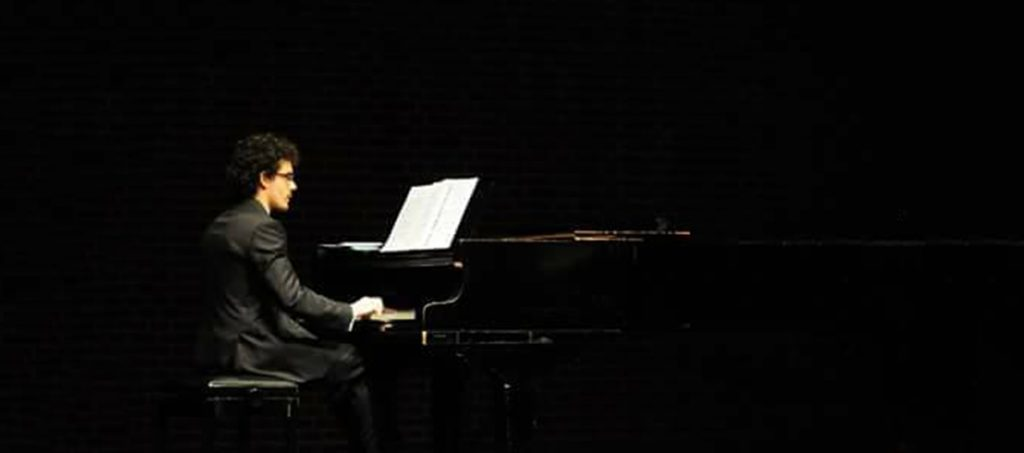 Gabriele Biffoni pianoforte