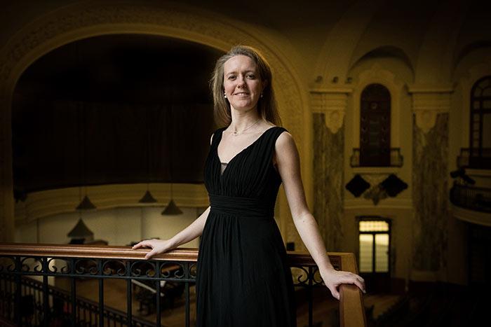 Giorgia Delorenzi pianoforte
