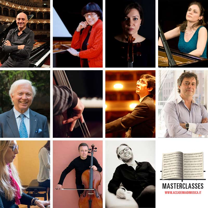 Masterclasses piano cello 2019/20