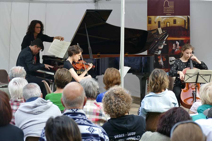 Concerti di musica classica e masterclass a Bardonecchia