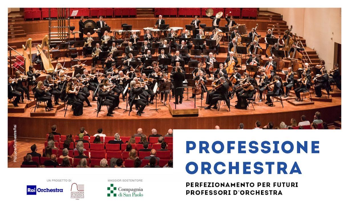 Professione Orchestra, il percorso formativo professionalizzante dedicato ai futuri professori d'orchestra