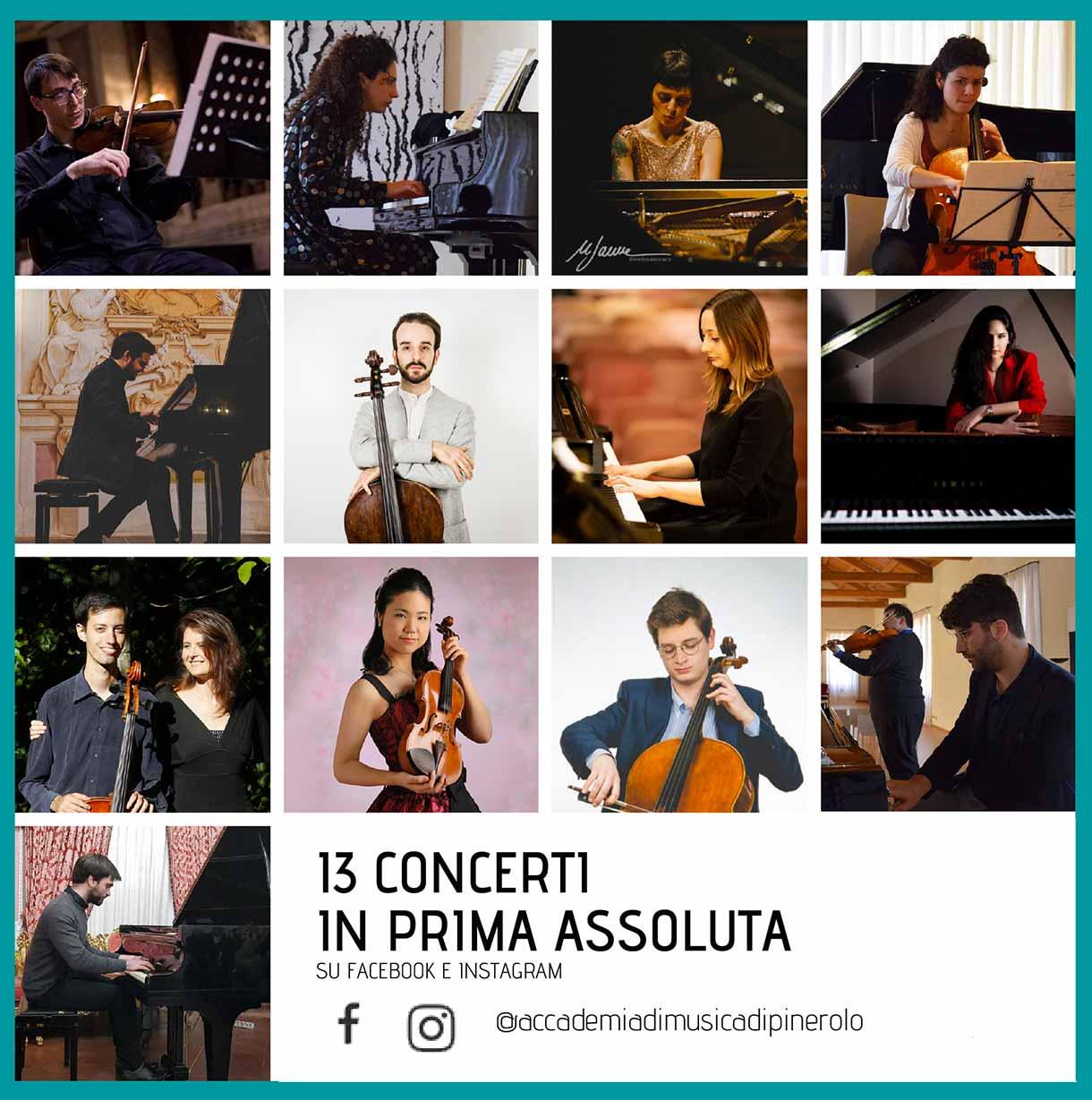 Concertisti di Cosa ti ha promesso la musica?