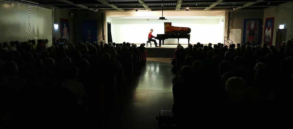Musica d'Estate concerto Palazzo delle Feste di Bardonecchia