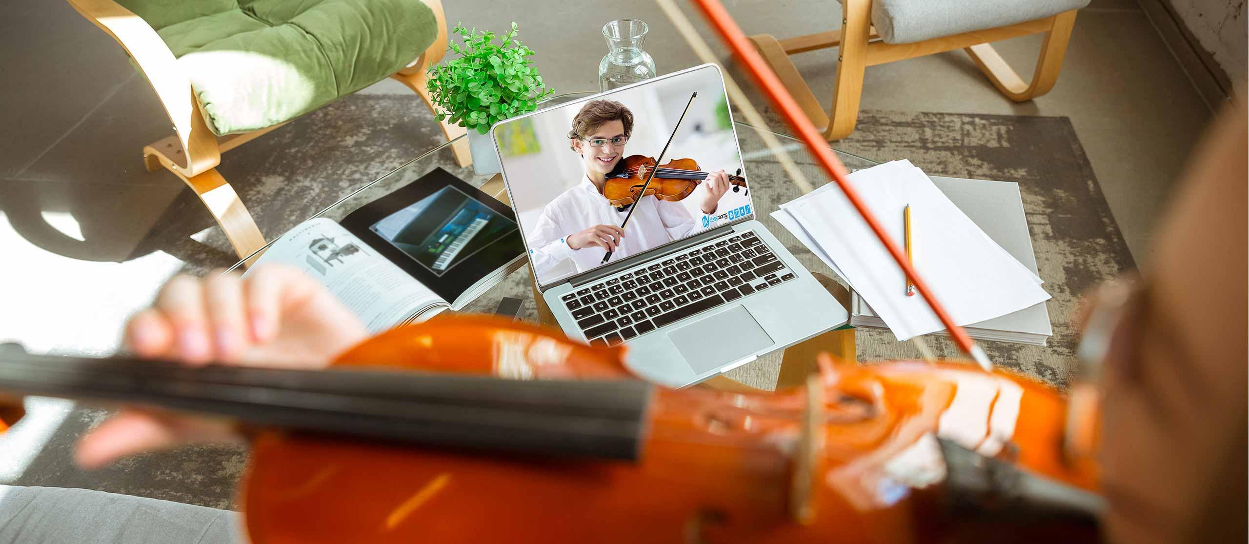 viola violino violoncello mfclassroom