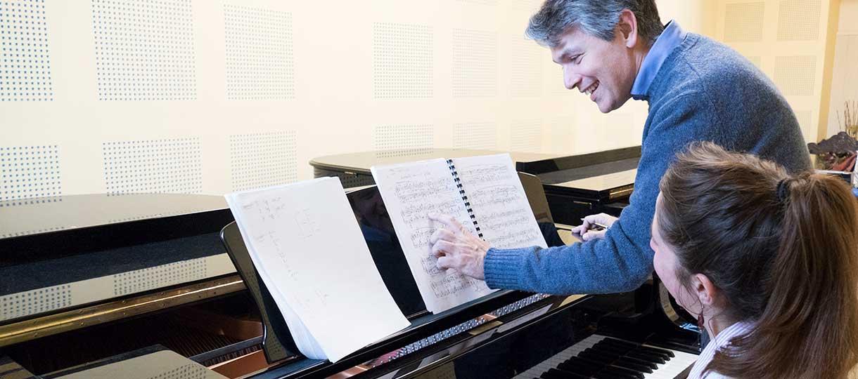 Pietro De Maria piano