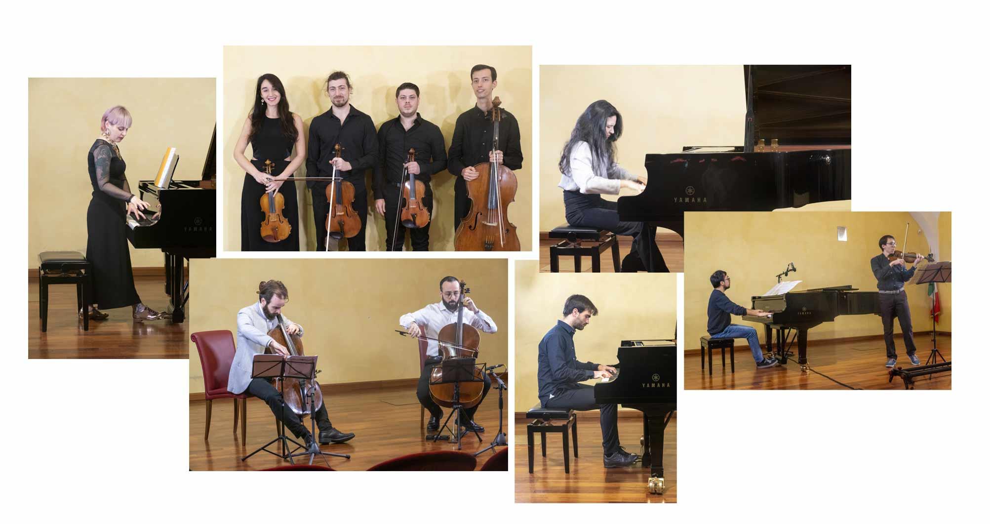 I martedì on line dell'Accademia di Musica