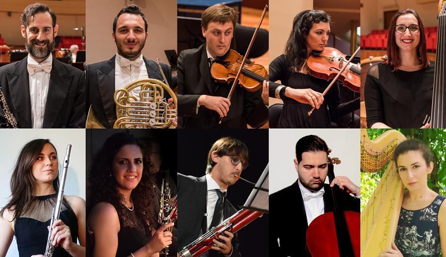 Concerto di professione Orchestra all'Auditorium Rai