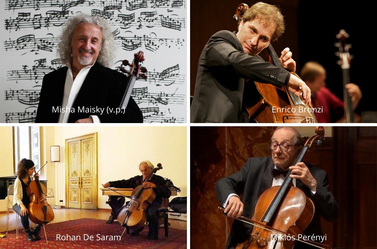 Corsi violoncello post Conservatorio