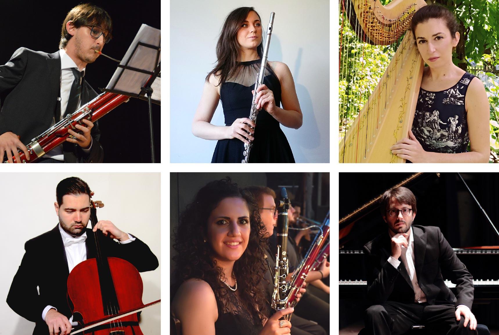 professione orchestra borsisti